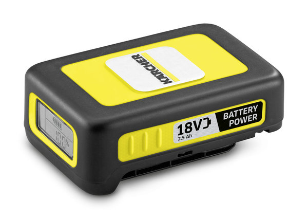 Battery Power 18/25