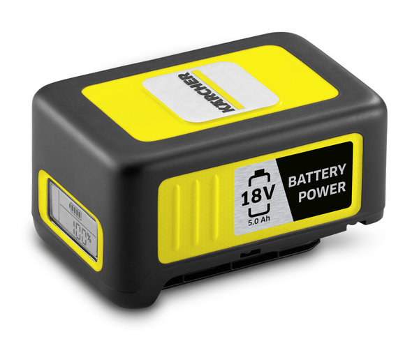 BATTERY POWER 18/50